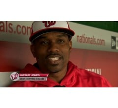 Image for Washington Nationals Suspend Assistant Hitting Coach