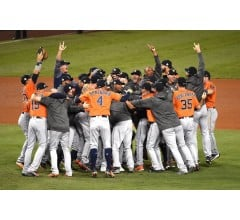 Image for Houston Astros Outlast Dodgers to Win Their First World Series