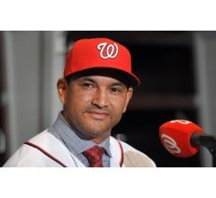 Image for Washington Nationals Introduce Dave Martinez as New Manager