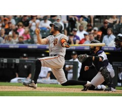 Image for Hunter Pence May Become Part-Time Player