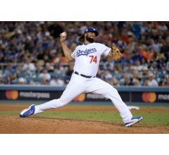 Image for Dodgers' Closer Kenley Jansen Hints at Possible Strike