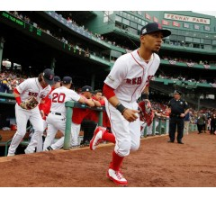 Image for Mookie Betts Awarded Arbitration of $10.5 Million