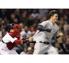 Image for Two Bench Clearing Incidents Revive Red Sox-Yankees Rivalry