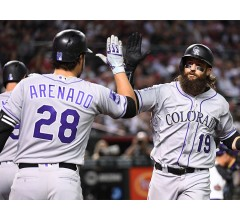 Image for Charlie Blackmon Agrees to Contract Extension with Colorado Rockies