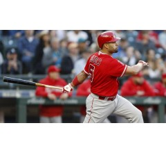 Image for Albert Pujols Becomes Fourth Player to Reach 3,000 Hits and 600 Home Runs