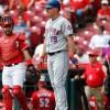 Mets Leave Runner Stranded After Batting Out of Order