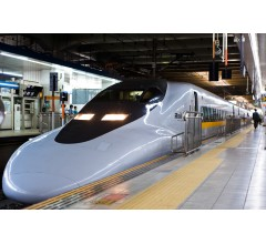 Image for Japan Testing Train That Travels 249 MPH