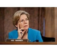 Image for Elizabeth Warren Using Facebook's Policies Against It