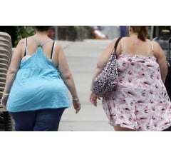 Image for Fat wives put their husband's health at risk, study says
