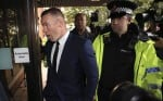 Wayne Rooney banned from driving for two years after drink-drive guilty plea