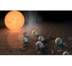 Image for First evidence of water found on Earth-sized exoplanets