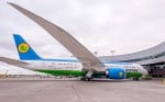 Uzbekistan Airways Select GE Engines For Its New Dreamliners