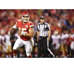 Image for Patrick Mahomes Starting For Chiefs Against Denver