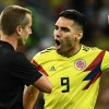 American Referee Accused of Bias Towards England by Colombia's Falcao