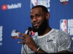 Lakers NBA Title Odds Slashed After LeBron James Signs with Team