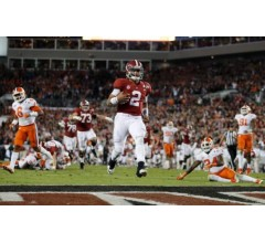 Image for Alabama Tops List of Favorites to Win CFP National Championship