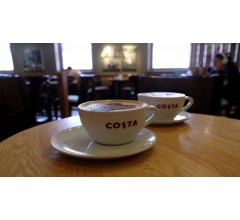 Image for Coca-Cola Buying Coffee Giant Costa Coffee