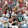 Odds Makers Like J.J. Watt to Win NFL Defensive Player of the Year