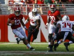 Crimson Tide Remains Atop College Football Polls