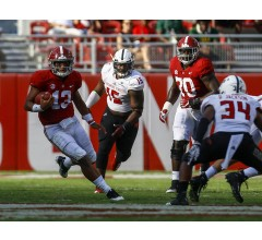 Image for Crimson Tide Remains Atop College Football Polls