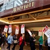 Marriott Workers Go On Strike Across Several U.S. Cities