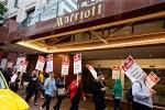 Marriott Workers Go On Strike Across Several U.S. Cities