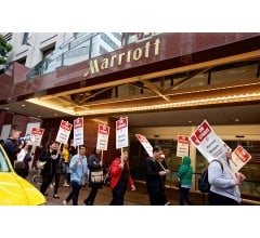 Image for Marriott Workers Go On Strike Across Several U.S. Cities
