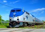 Amtrak Records Record Ridership Year