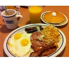Image for Big Breakfasts May Help Burn More Calories