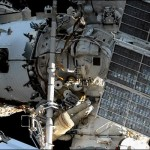 ISS spacewalk comes to an end after seven hours, 34 minutes