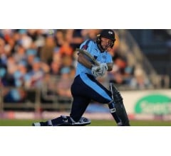 Image for Adam Lyth smashes highest score in English T20