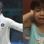 WATCH: Virat Kohli loses cool after watching child assault video