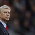 Arsenal coach Arsene Wenger blames referees for loss to Stoke City