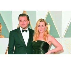 Image for Leonardo DiCaprio and Kate Winslet catch up
