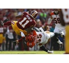 Image for Terrelle Pryor Tells Rams Safety Through Tweet Not to Aim for Knees