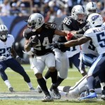 Marshawn Lynch Handed Fine of $12,000 and Other Raiders Happenings