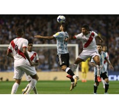 Image for Argentina Could Miss 2018 World Cup After Draw with Peru