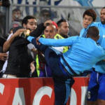 UEFA Starts Disciplinary Proceedings Against Marseille's Patrice Evra