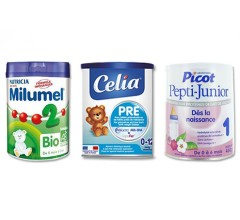 Image for Lactalis Baby Formula in Global Recall Over Fears of Salmonella