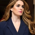Hope Hicks Ends Tenure As Communications Director