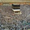 Muslim Faithful Prepare For Hajj Holy Pilgrimage