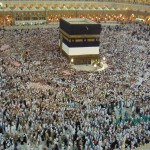 Muslim Faithful Prepare For Hajj Holy Pilgrimage