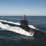 U.S. Navy Places Nuclear Submarine Order Worth $22 Billion