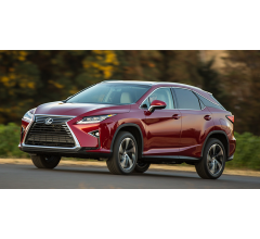 Image for SUVs Hold Strong While Overall Auto Sales Fall