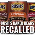 Bush Brothers Issues Baked Beans Recall