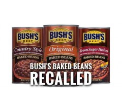 Image for Bush Brothers Issues Baked Beans Recall