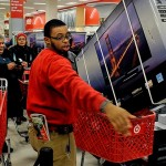 Target Shares Up On Promising Sales Numbers