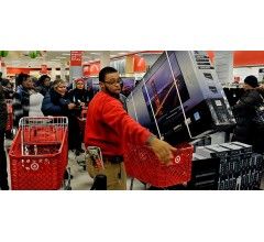 Image for Target Shares Up On Promising Sales Numbers