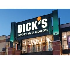 Image for Weak Earnings and Lower Guidance Send Shares of Dick's Sporting Goods Plunging