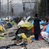 Idomeni Tent City Refugees Removed By Greek Authorities